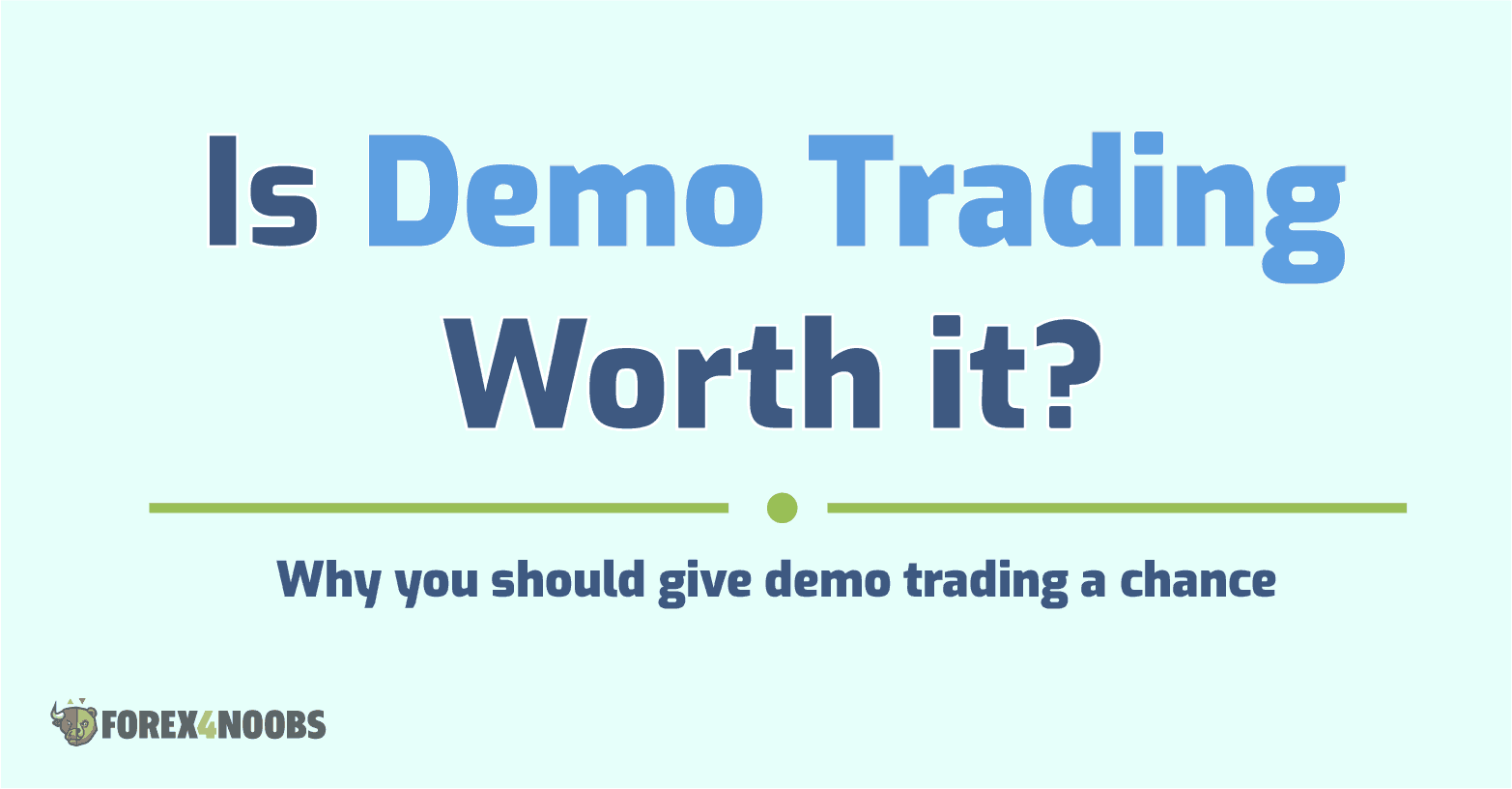 Trading demo forex