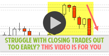 Price Action Techniques for Keeping Good Trades Open